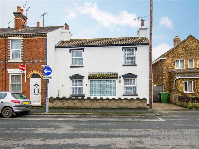 3 Bedrooms Terraced House for sale in Lorne Street, Kidderminster, DY10