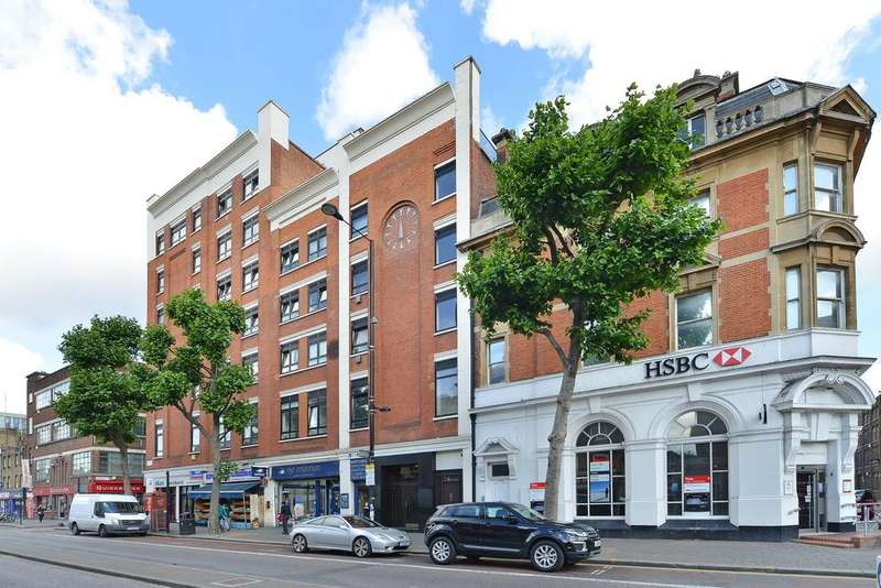 2 Bedrooms Flat for sale in Bethnal Green Road, Bethnal Green, London