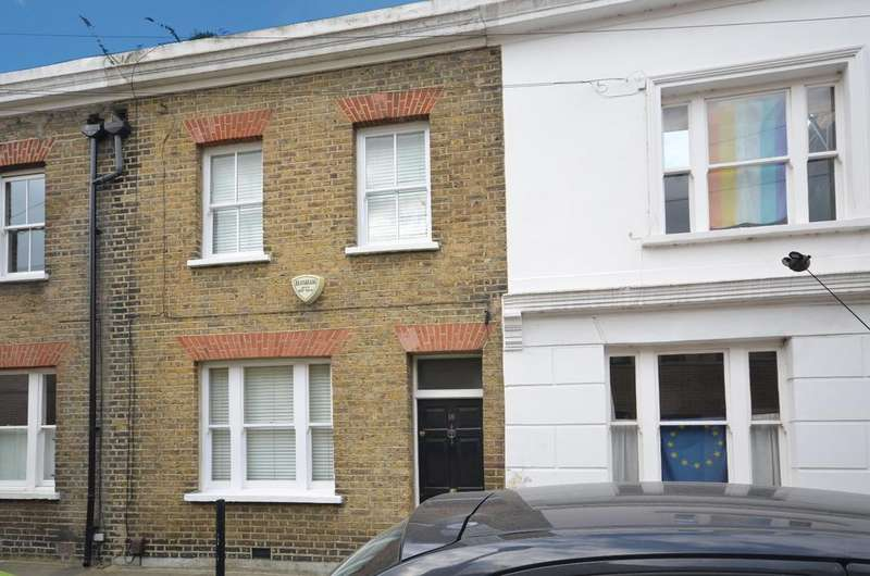 2 Bedrooms Terraced House for sale in Churchfields Greenwich SE10