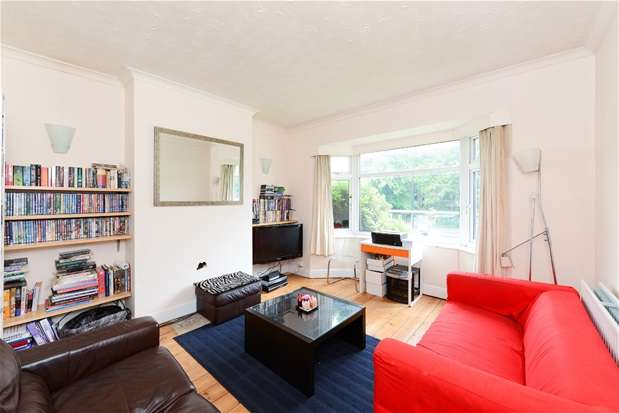 2 Bedrooms Maisonette Flat for sale in Kirkdale, Sydenham