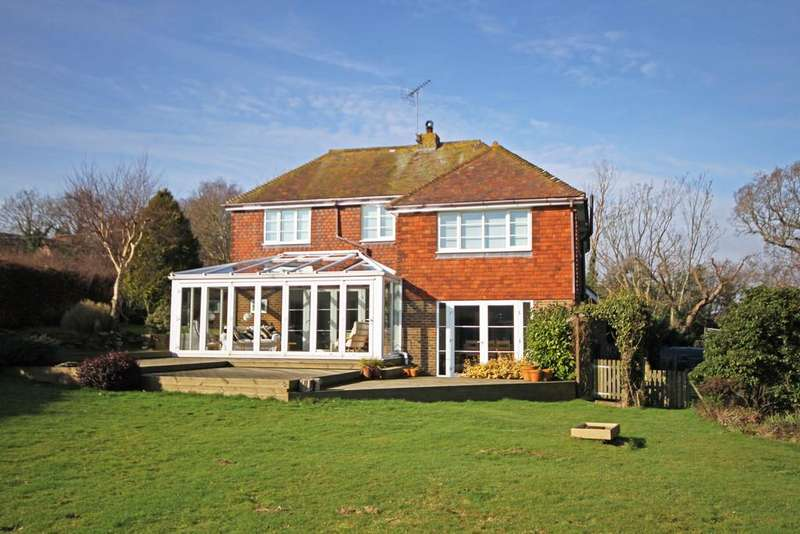 3 Bedrooms Detached House for sale in Peter James Lane, Fairlight, East Sussex TN35 4AH