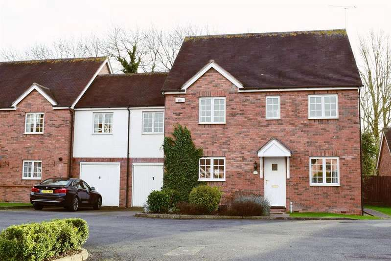 4 Bedrooms House for sale in Ashbury Court, Henley-In-Arden
