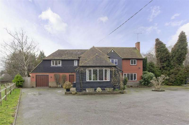 5 Bedrooms Detached House for sale in Batts Bridge Road, Piltdown, Uckfield, East Sussex