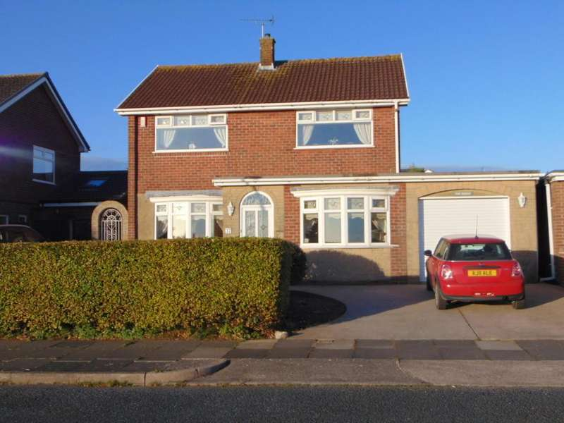 3 Bedrooms Detached House for sale in 37 Dunmail Raise, Barrow-In-Furness