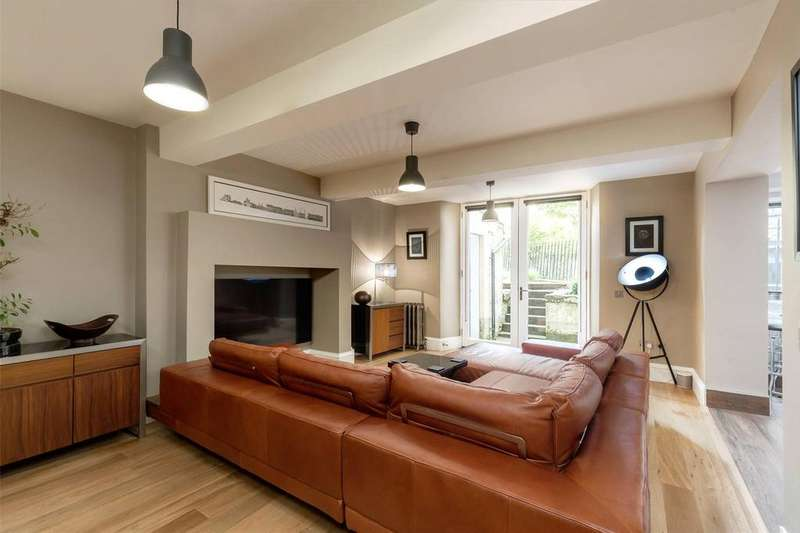 2 Bedrooms Apartment Flat for sale in Palmerston Place, Edinburgh