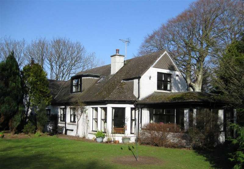 4 Bedrooms Detached Villa House for sale in The Croft Old Dailly, by Girvan, KA26 9RD