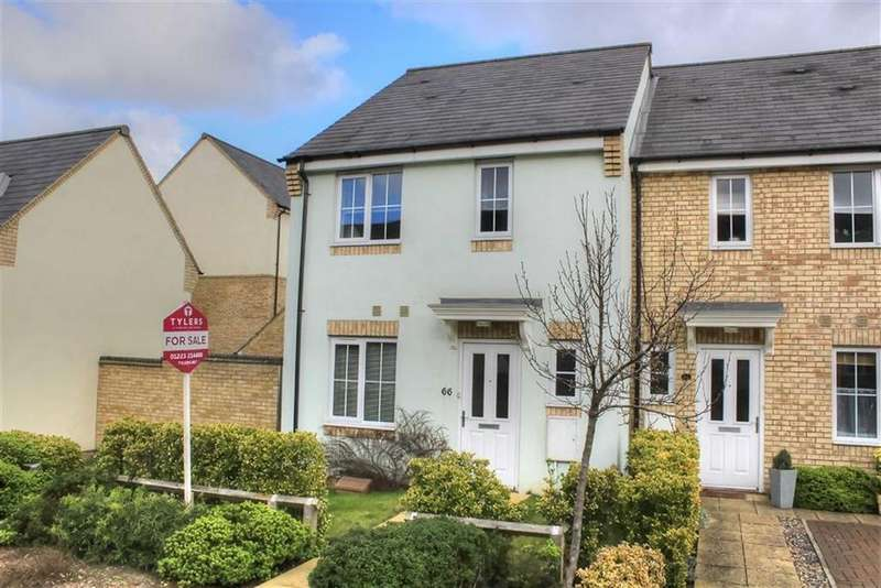 3 Bedrooms End Of Terrace House for sale in Wellbrook Way, Girton, Cambridge