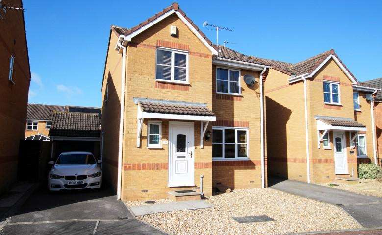 3 Bedrooms Detached House for sale in Broadoak Road, Bridgwater TA6