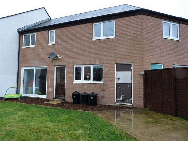 3 Bedrooms Terraced House for sale in Heol Y Nant, Vaynor, Newtown