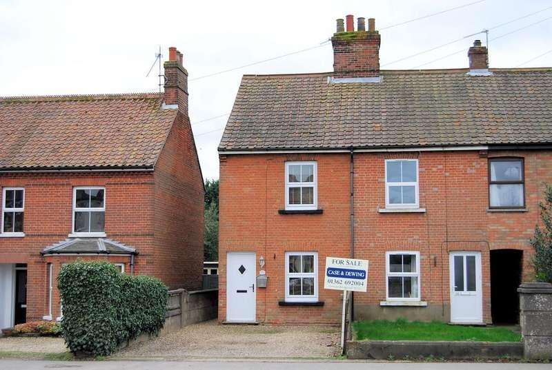 2 Bedrooms Terraced House for sale in Norwich Road, Dereham NR20