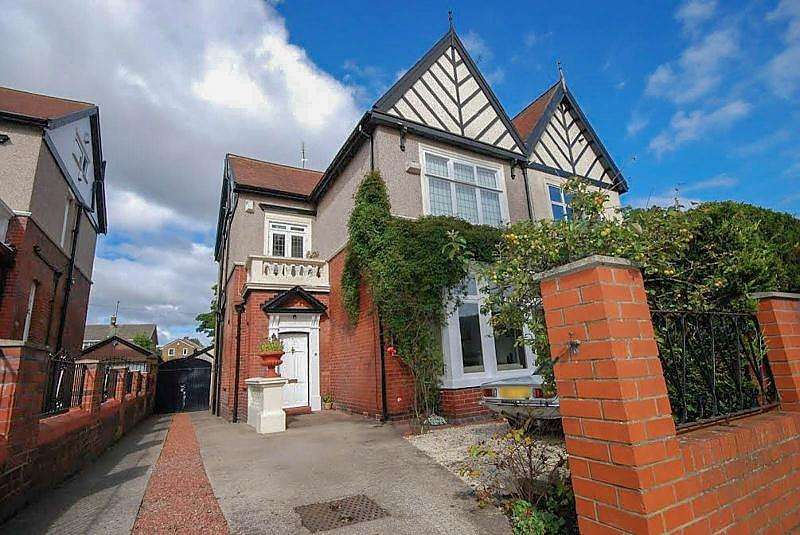 6 Bedrooms Semi Detached House for sale in Victoria Avenue, Grangetown