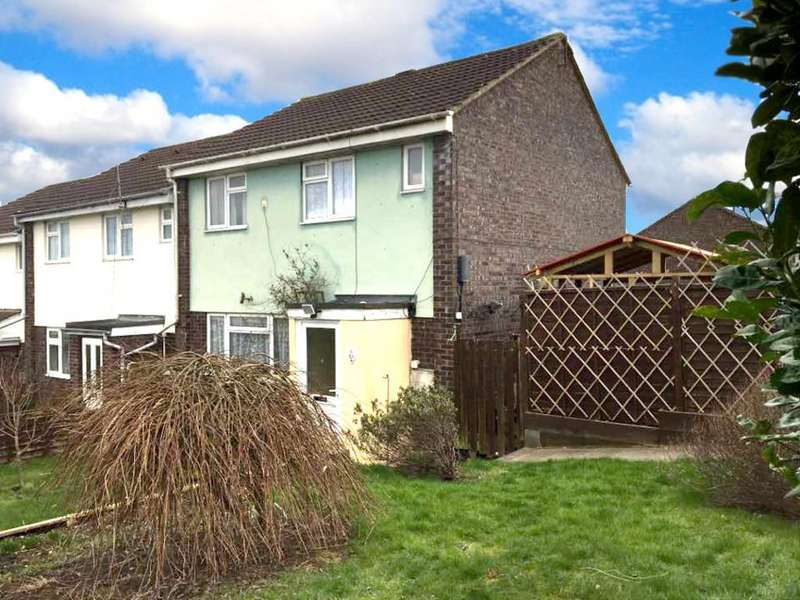 3 Bedrooms End Of Terrace House for sale in Mounts Field, Frome