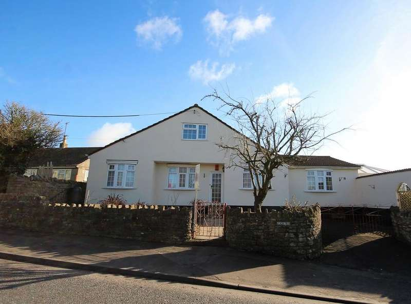 4 Bedrooms Detached House for sale in Upper Bristol Road, Clutton
