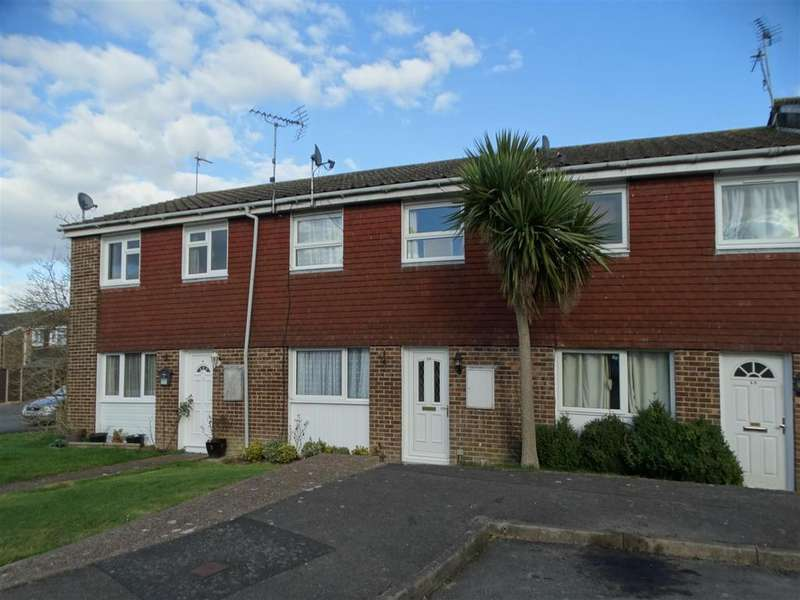 3 Bedrooms Terraced House for sale in Dumbrills Close, Burgess Hill