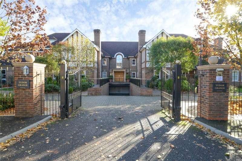 3 Bedrooms Flat for sale in Oatlands Drive, Weybridge, KT13