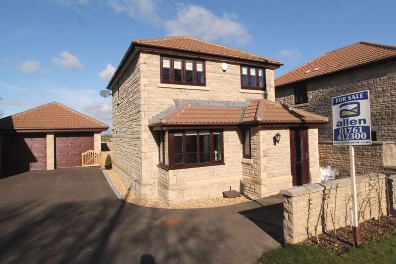 3 Bedrooms Detached House for sale in Wells Road, Chilcompton
