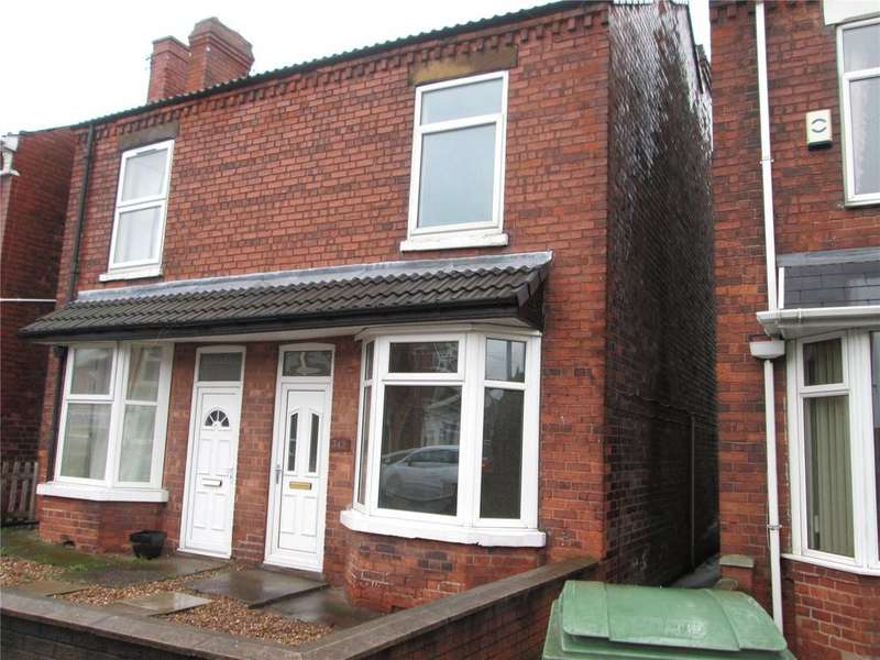 2 Bedrooms Semi Detached House for sale in Gateford Road, Gateford, Worksop, Nottinghamshire, S81