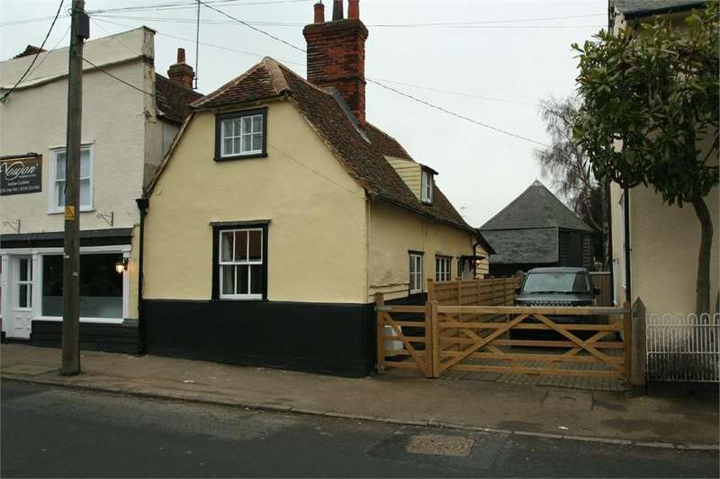 2 Bedrooms Cottage House for sale in Rayne, Braintree, Essex