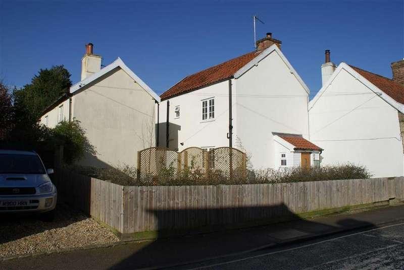 2 Bedrooms Link Detached House for sale in Cross Street, Eye, Suffolk