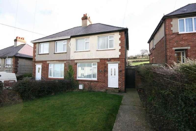 3 Bedrooms Semi Detached House for sale in 20 Bryn Rhys, Llansanffraid Glan Conwy, LL28 5NU