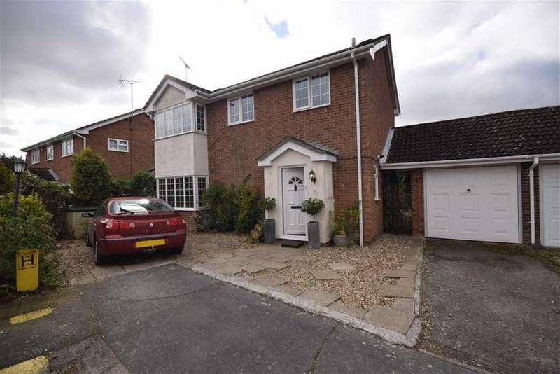 4 Bedrooms Detached House for sale in Buckleys Close, Wickham Bishops, Essex