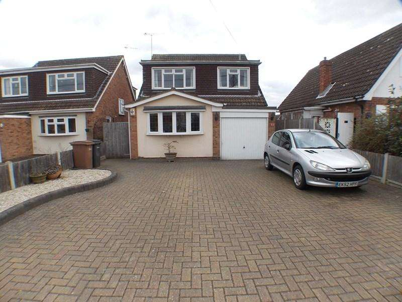 4 Bedrooms Detached House for sale in Downham Road, Wickford