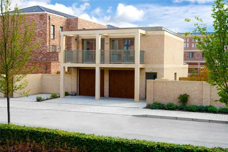 2 Bedrooms Mews House for sale in The Chocolate Works, Campleshon Road, York, YO23