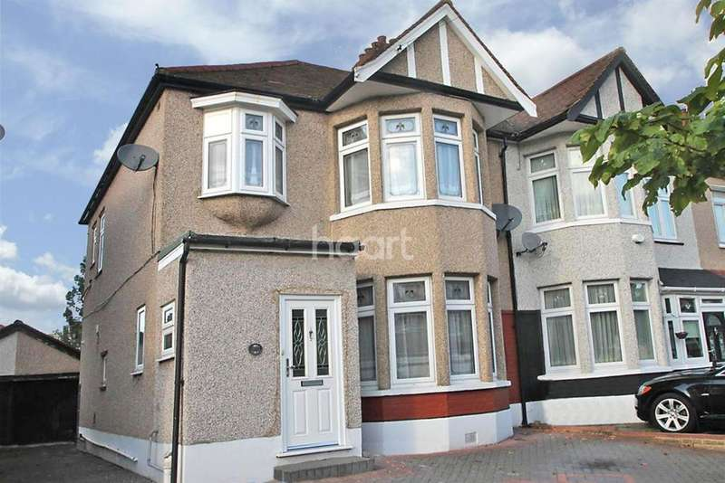 3 Bedrooms End Of Terrace House for sale in Collinwood Gardens, Clayhall