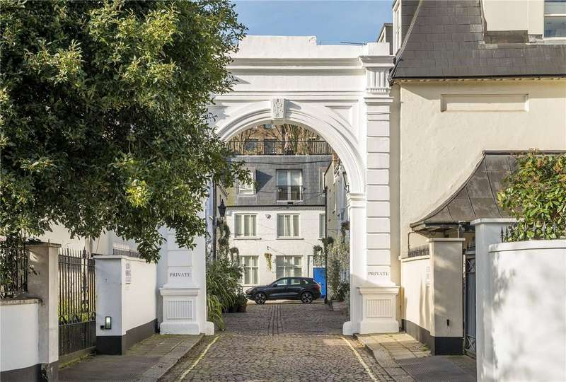 3 Bedrooms Mews House for sale in Fulton Mews, Bayswater, London, W2