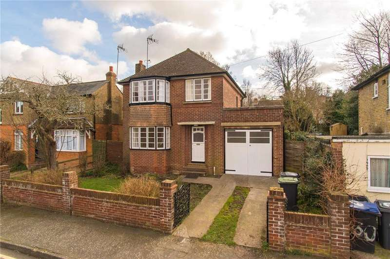 3 Bedrooms Detached House for sale in St Martins Road, Canterbury, CT1