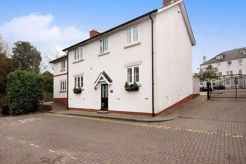 3 Bedrooms House for sale in CHRISTCHURCH TOWN CENTRE