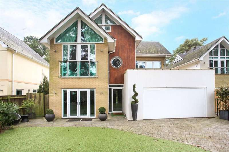 5 Bedrooms Detached House for sale in Bodley Road, Canford Cliffs, Poole, BH13