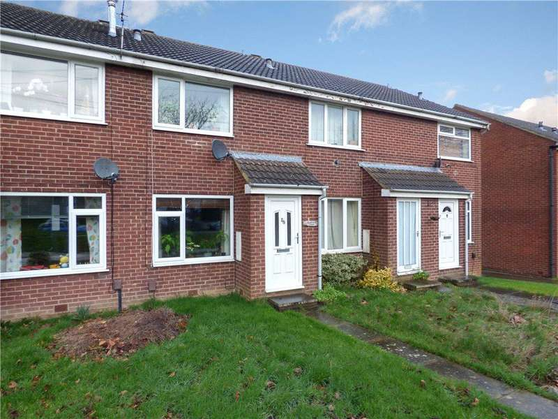 2 Bedrooms Terraced House for sale in Lichfield Grove, Harrogate, North Yorkshire