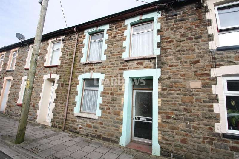 3 Bedrooms Terraced House for sale in Oxford St, Maerdy