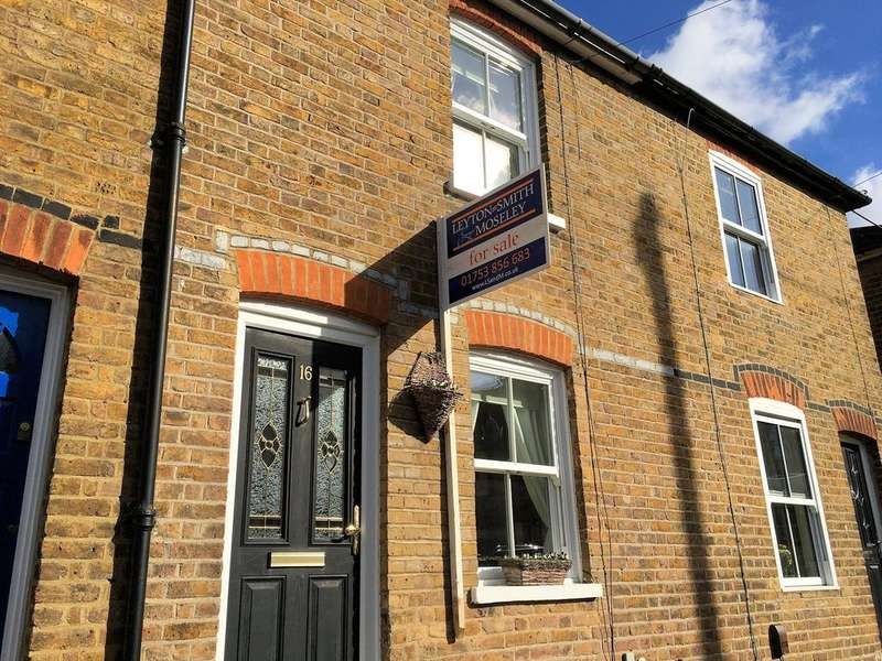 2 Bedrooms Terraced House for sale in Alma Road, Eton Wick SL4