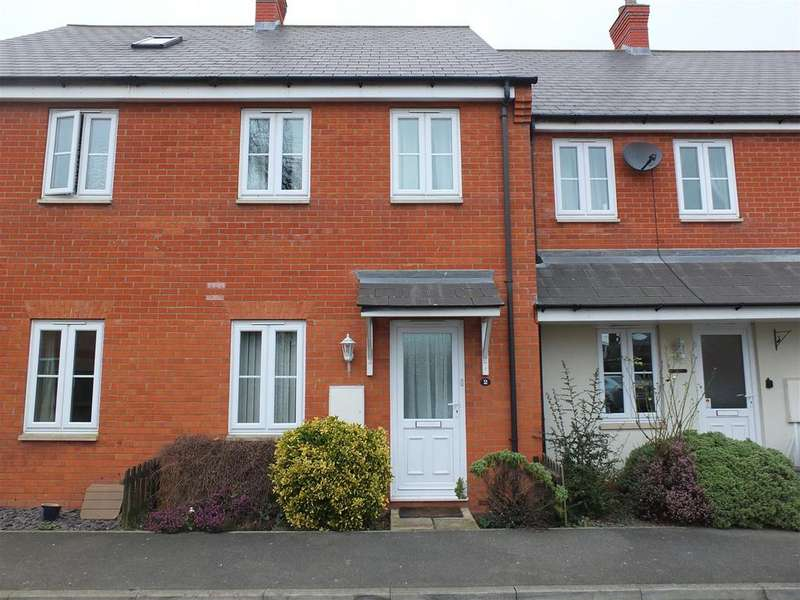 2 Bedrooms Terraced House for sale in Taverners Mews, Long Sutton, Spalding