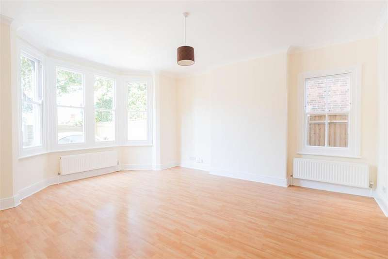 2 Bedrooms Apartment Flat for sale in Woodstock Road, Summertown