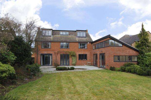 6 Bedrooms Detached House for sale in Porson Road, Cambridge