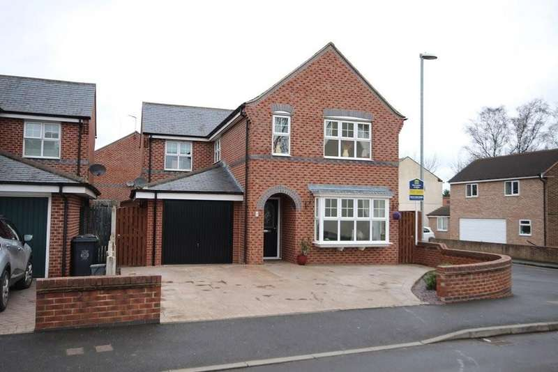 4 Bedrooms Detached House for sale in Shayfield Lane, Carlton