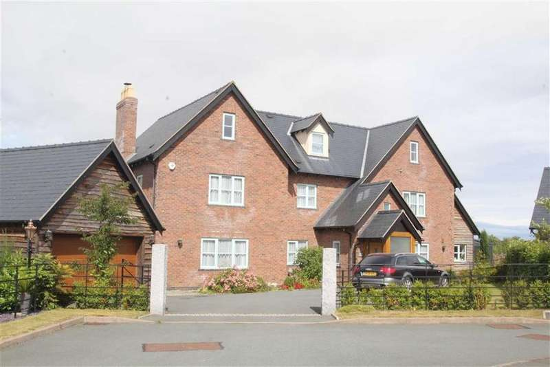 6 Bedrooms Detached House for sale in Belin Mount, Crew Green, Shrewsbury