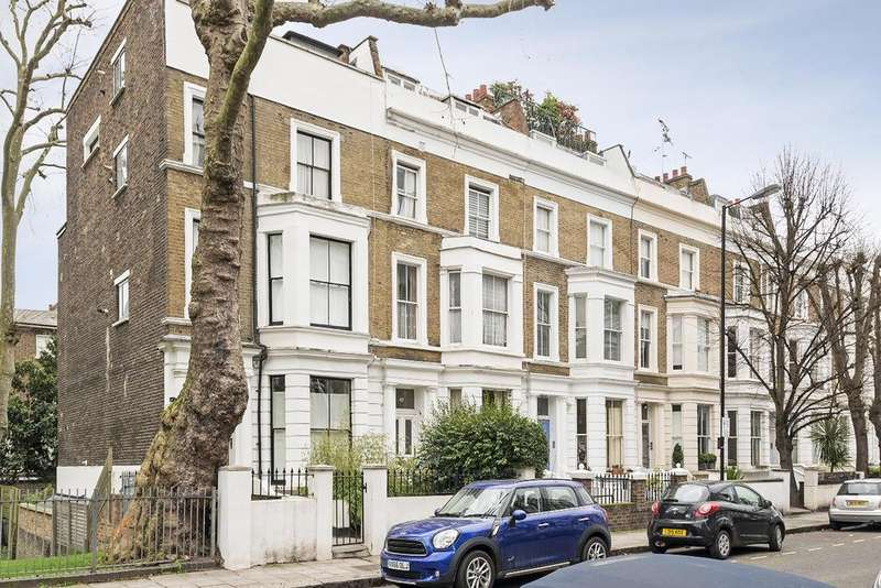 1 Bedroom Flat for sale in Leamington Road Villas, W11
