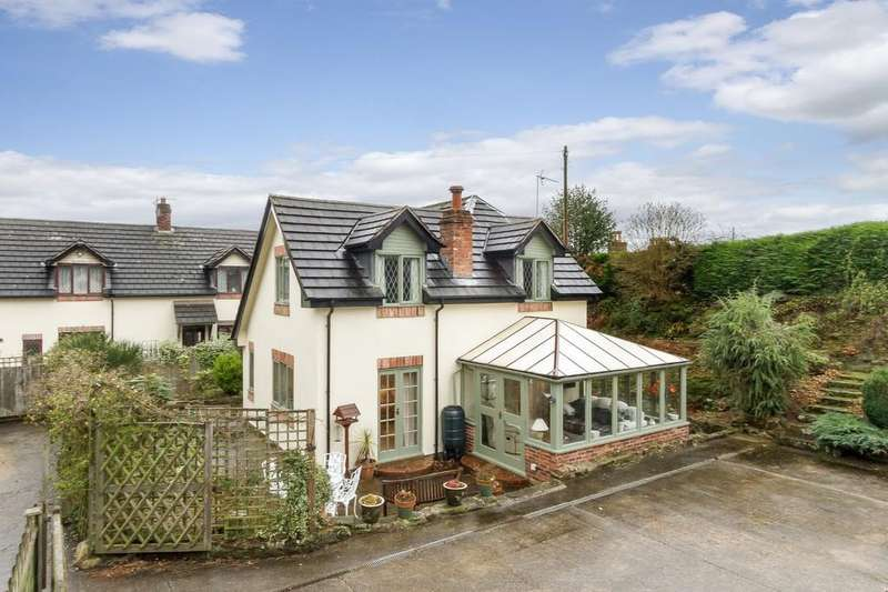 4 Bedrooms Semi Detached House for sale in High Street, Malpas