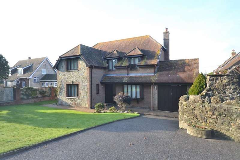 4 Bedrooms Detached House for sale in Canteen Road, Whiteley Bank