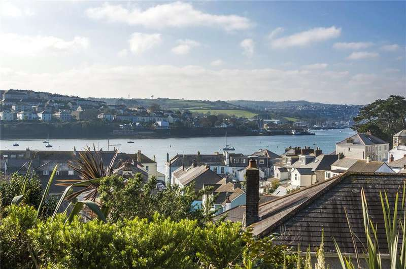 4 Bedrooms Detached House for sale in St. Johns Gardens, Flushing, Falmouth, Cornwall, TR11