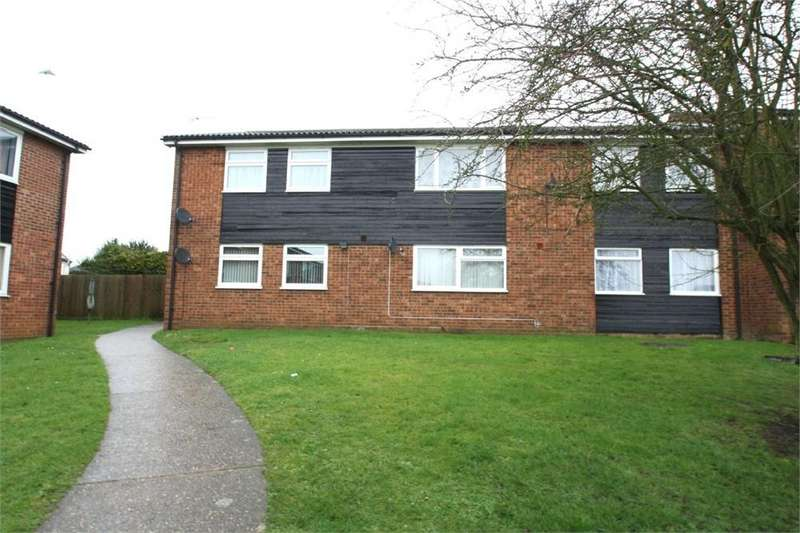 1 Bedroom Maisonette Flat for sale in Suffolk Square, SUDBURY, Suffolk