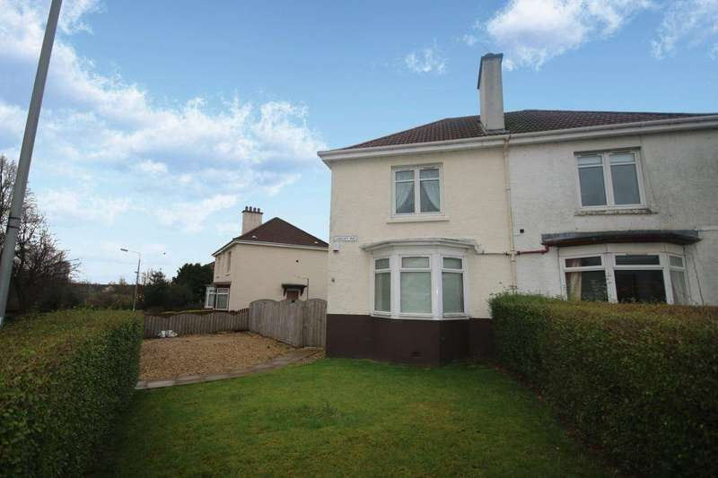 2 Bedrooms Villa House for sale in 2 Langley Avenue, Knightswood, Glasgow, G13 3LE