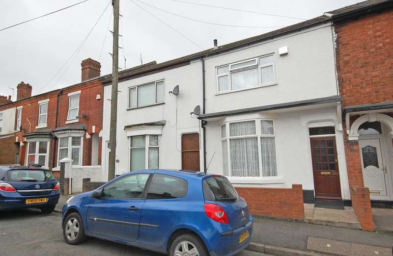 3 Bedrooms Terraced House for sale in Park Street South, Blakenhall, Wolverhampton WV2
