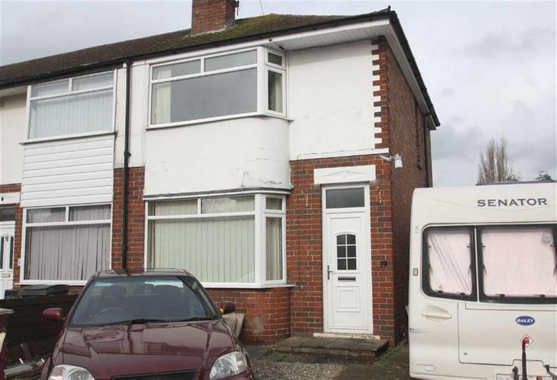 3 Bedrooms End Of Terrace House for sale in Rosedale, Shrewsbury