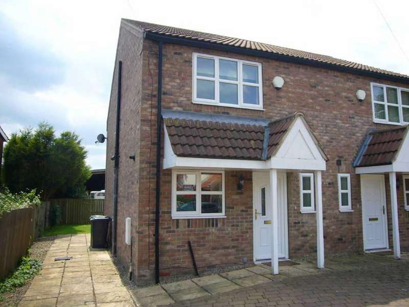 2 Bedrooms Semi Detached House for sale in Barlow