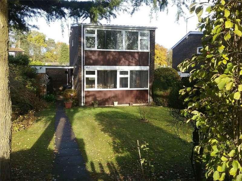 3 Bedrooms Detached House for sale in Heron Way, Hatfield, Hertfordshire